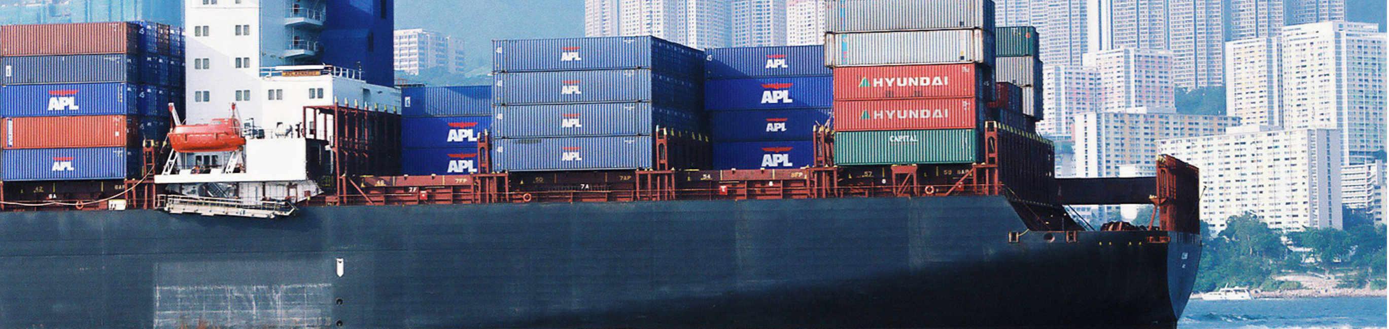 Hiina meretransport