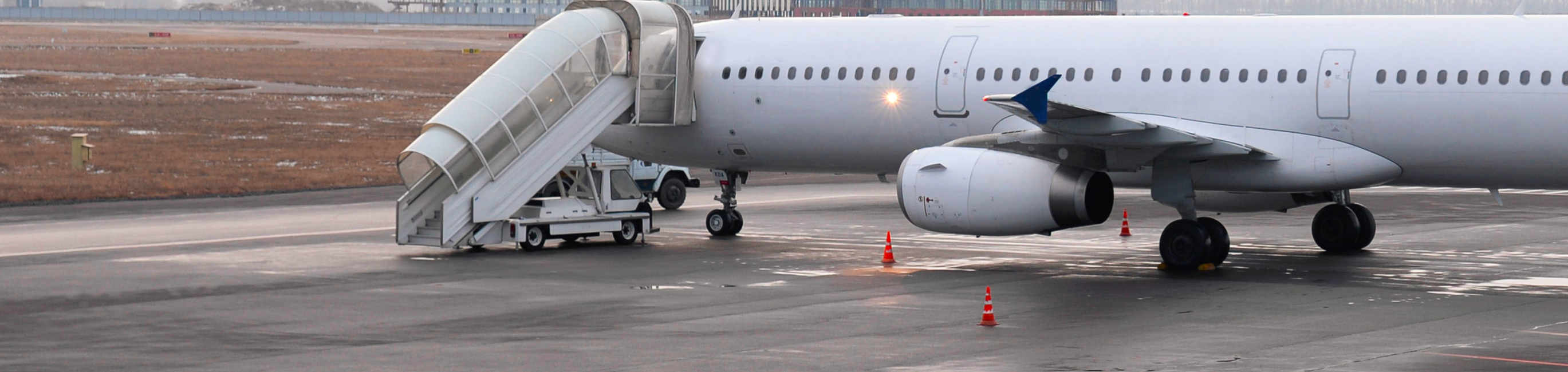 Lennutranspordi jälgimine